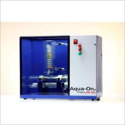 Cabinet Water Distiller Unit