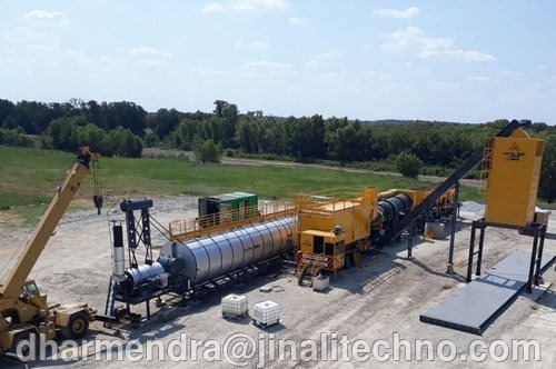 Asphalt/Concere Batch Plant Maintenance