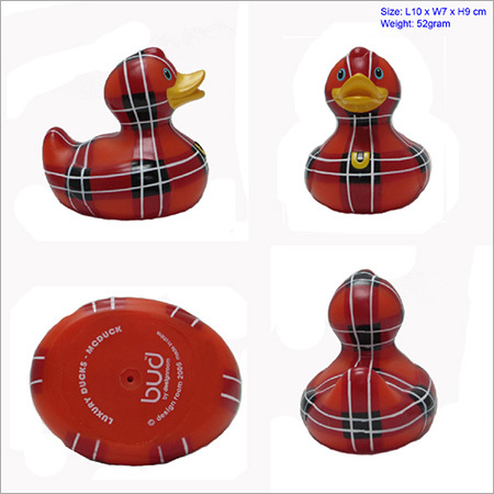 Promotional Eco-Friendly custom rubber mini bath duck