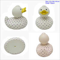 Amazing Baby Bath Rubber Duck With Thermometer
