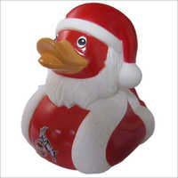 Hot selling Christmas rubber pvc duck