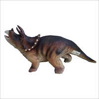 Triceratops model with PP cotton inside