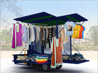 Cloth Shop Rickshaw