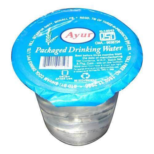 Lidding Film for Mineral Water