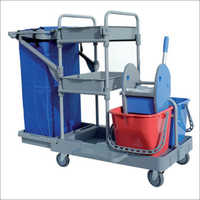 Multi Purpose Material Handling Trolley