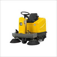 Manual Sweeper Machine