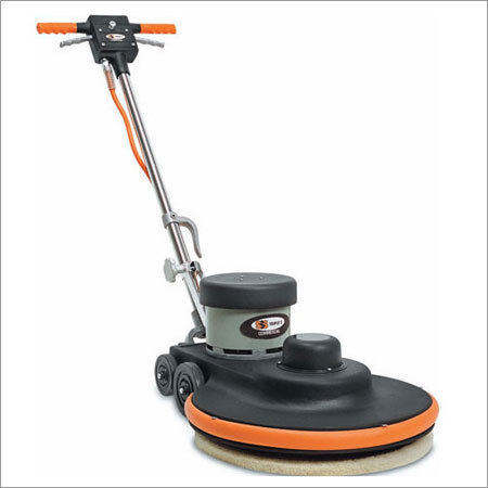 High Speed Floor Burnisher