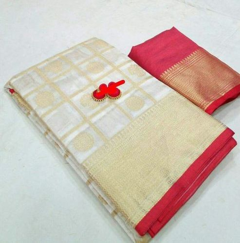 Desinger Silk Saree