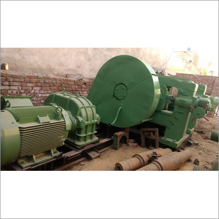 Used Rubber Machine