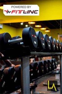 Gym Equipment Setup
