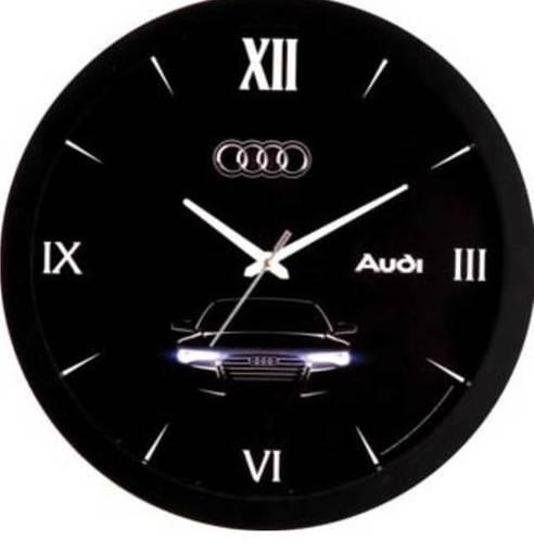 AUDI WALL CLOCK