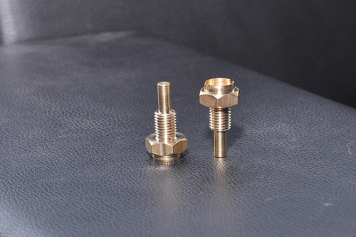 Brass Sensor Housing