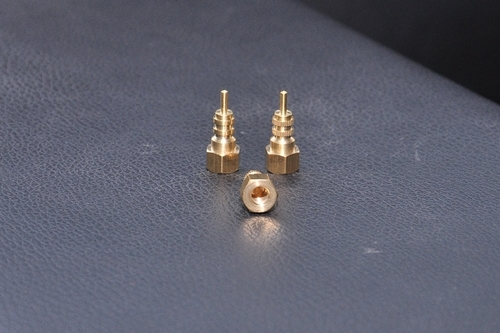 Brass Auto Temperature Sensor Parts
