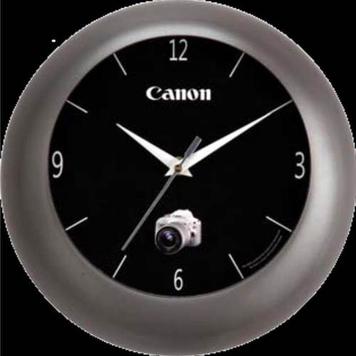 CANON WALL CLOCK