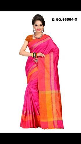 Tussar Silk Saree
