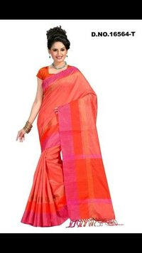 Tussar Silk saree