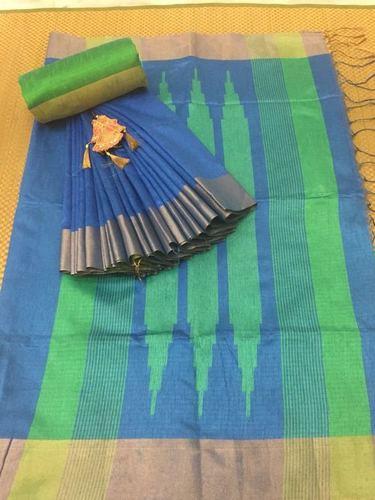 Ladies Tussar Raw Silk Saree (Vaani Silk)