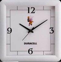 DURACELL WALLCLOCK