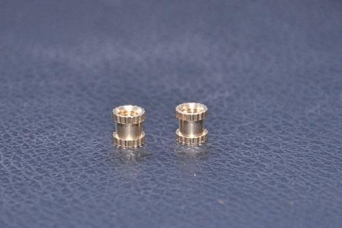 Brass Plastic Moulding Inserts