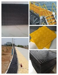 FRP DRAINAGE COVERS