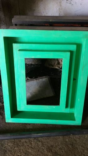 FRP MANHOLE COVER MOLD WITH FRAME