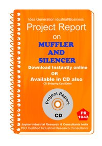 Muffler and Silencer manufacturing Project Report eBook