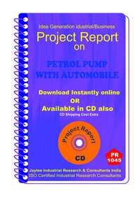 Petrol Pump with Automobile manufacturing eBook