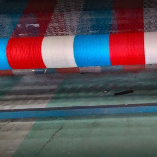 HDPE Tri-Colour Shuttle Net