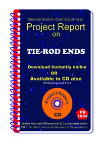 Tie-Rod Ends manufacturing Project Report eBook