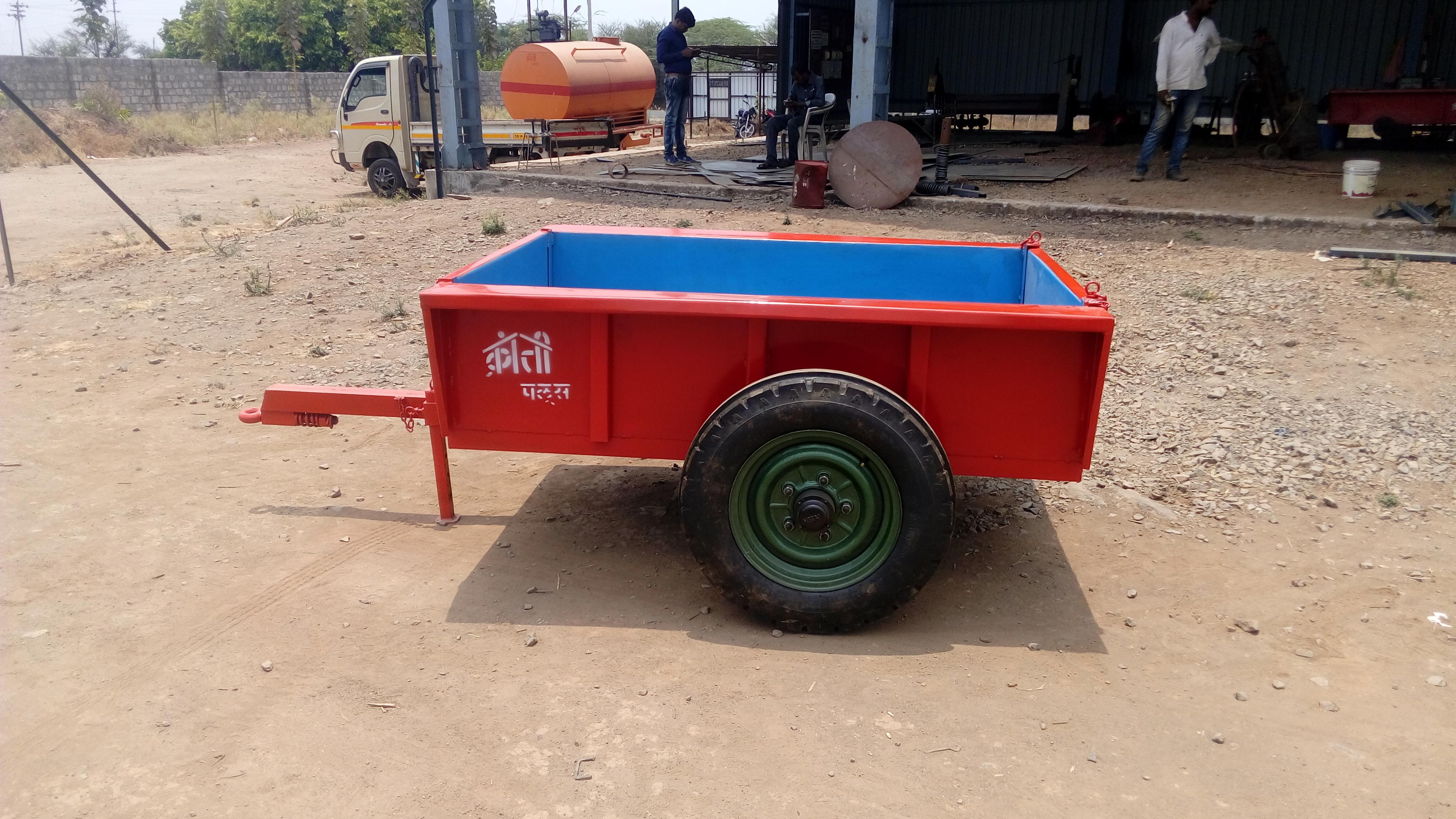 small trailer manufacturer small trailer supplier sangli maharashtra