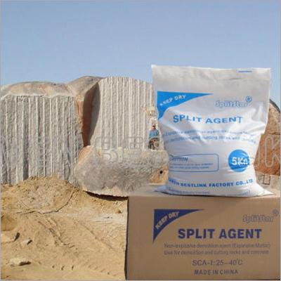 Non Explosive Demolition Powder