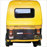 Fiberglass Rickshaw Hood