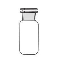 Laboratory Reagent Bottles Wide Mouth