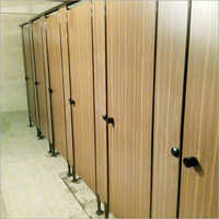 HPL Laminate Toilet Cubicle