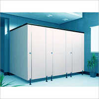 Anti Bacterial Toilet Cubicle