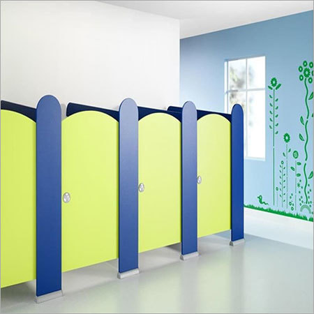 Modular Toilet Cubicle