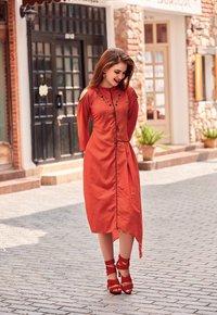 Hand work Silk Dress