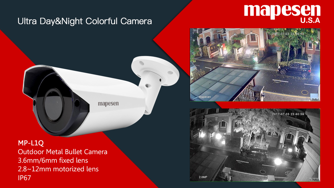 Mapesen Starlight Camera