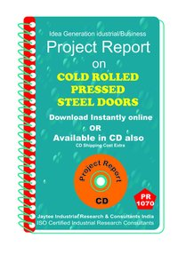 Cold Rolled Pressed Steel Doors manufacturing eBook