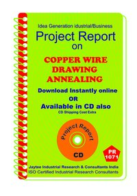 Copper Wire Drawing Annealing manufacturing eBook