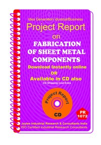 Fabrication of Sheet metal Components manufacturing eBook
