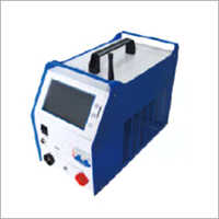 Battery discharge tester