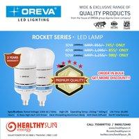 Oreva Rocket Series