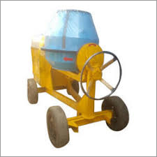 Cement Pan Mixer