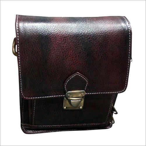 Men Leather Crossbody Bag