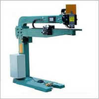 Servo Manual Carton Stapling Machine