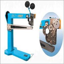 Semi-Auto Corrugated Carton Stitching Machine