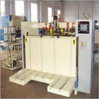 Corrugated Carton Semi Automatic Stitching Machine