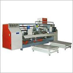 Semi Automatic Double Stitching Machine