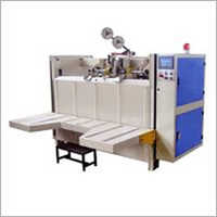 Semi Automatic Nail Box Machine